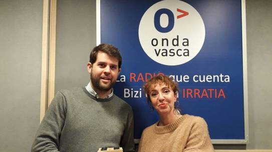 "Onda Vasca – Alvaro Gimenez sobre el premio ""Producto del Año"""